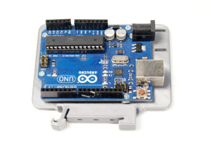 DIN Rail mount for Arduino