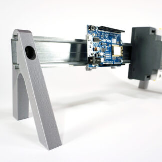 Small Din Rail Desktop Stand