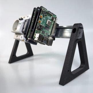 DIN Rail Desktop Stand