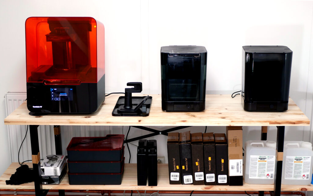 INUX3D Printing Services