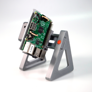 DIN Rail Desktop Mini Stand